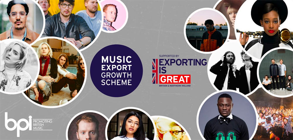 BPI Music Export Growth Scheme