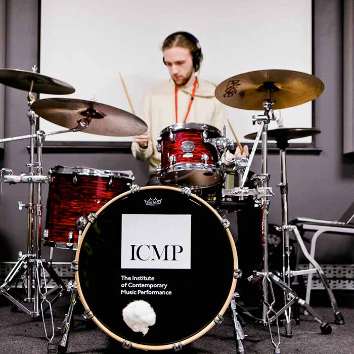 Student Drummer | ICMP London