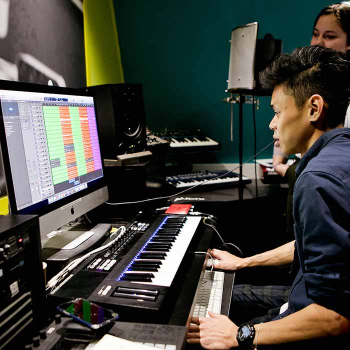 Music Production | ICMP London