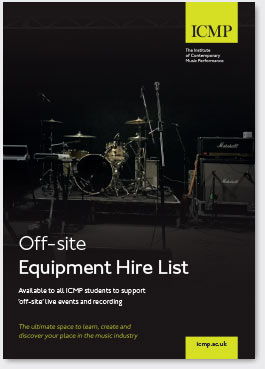 ICMP Offsite Hire List
