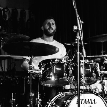 Jon Harris | ICMP Drum Tutor | The Modern Day Drummer & Session Musician | Institute of Contemporary Music Performance | Masterclass
