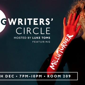 ICMP Songwriters' Circle | Millie Turner | London Music School