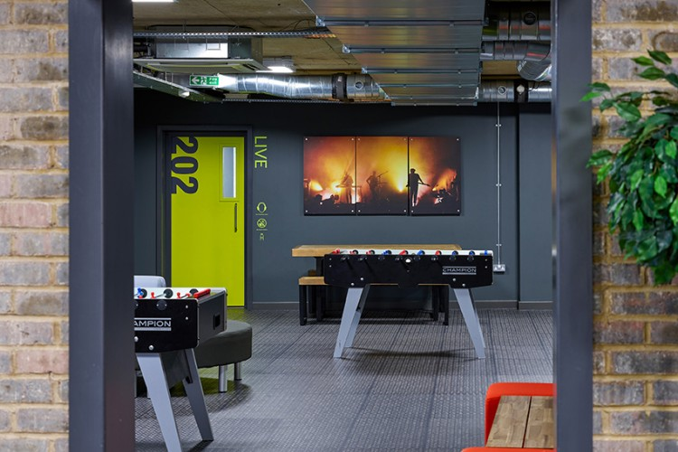 student-social-space-london