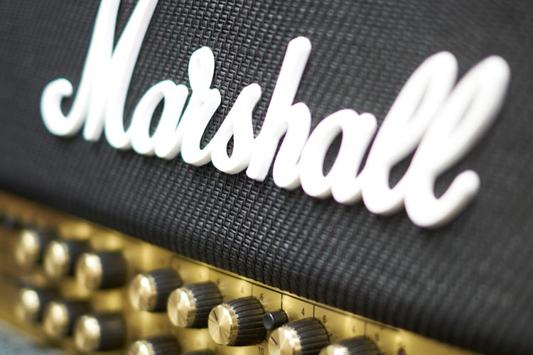 Marshall Guitar Amplifier at ICMP Music College London