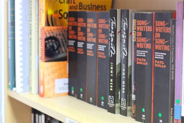 music-library-books