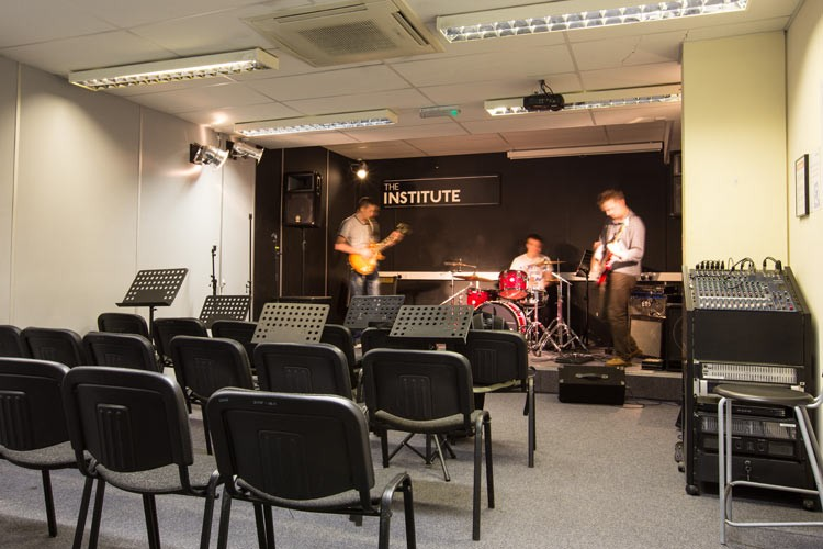 Practice Rooms Study Music London Icmp