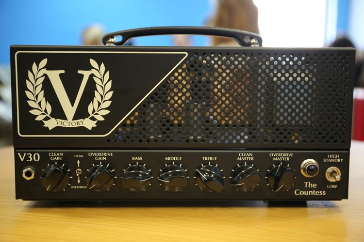 Victory V30 The Countess at ICMP Guitar School