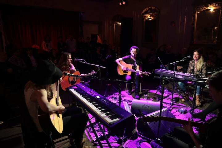 Songwriters Circle | Americana Special | Ben Earle | ICMP London