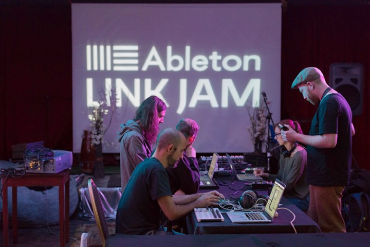 ICMP to host Ableton Jam with Crux
