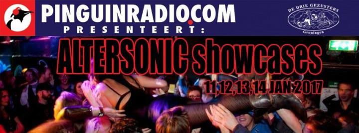 Altersonic Showcases