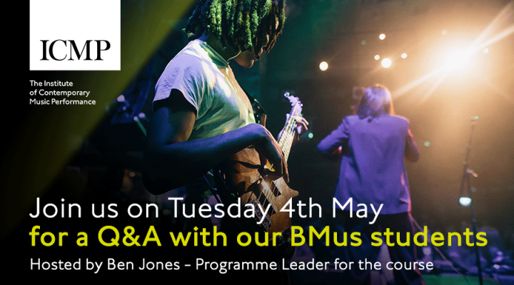 Q&A with BMus Students