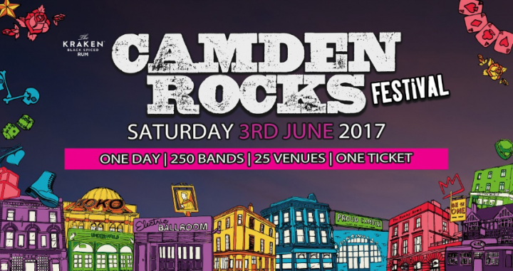 Camden Rocks Festival 2017