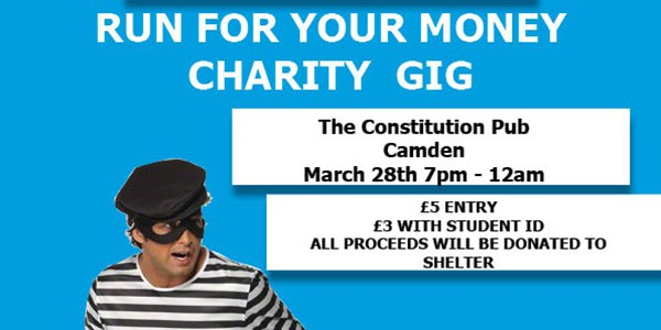 charity gig robber