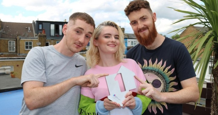 Clean Bandit enjoy fourth number one with 'Solo'