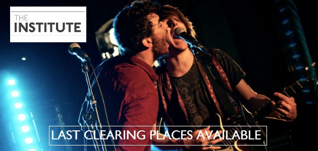 The last few clearing places are still available at the Institute