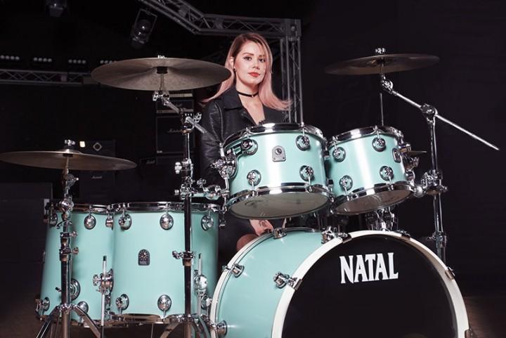 Collette Williams | Drum Tutor | ICMP London
