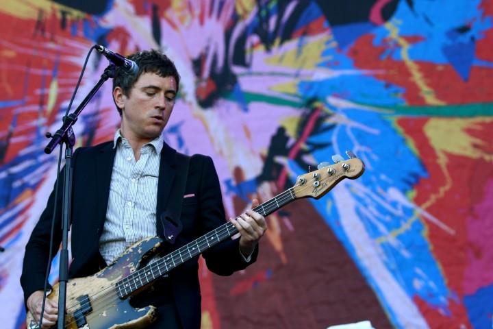 Drew McConnell | Babyshambles, Liam Gallagher