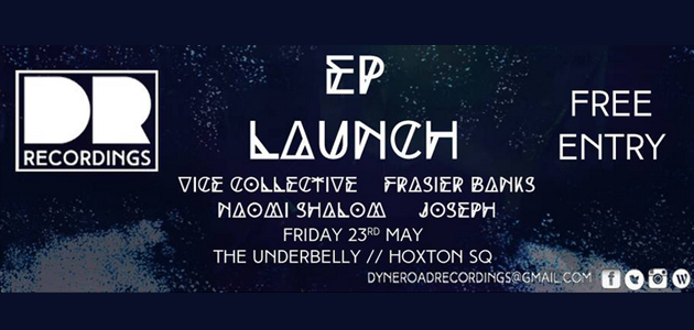 Dyne Road Records EP Launch