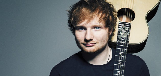 Ed Sheeran, patron of access to music, the Institute's academic partner
