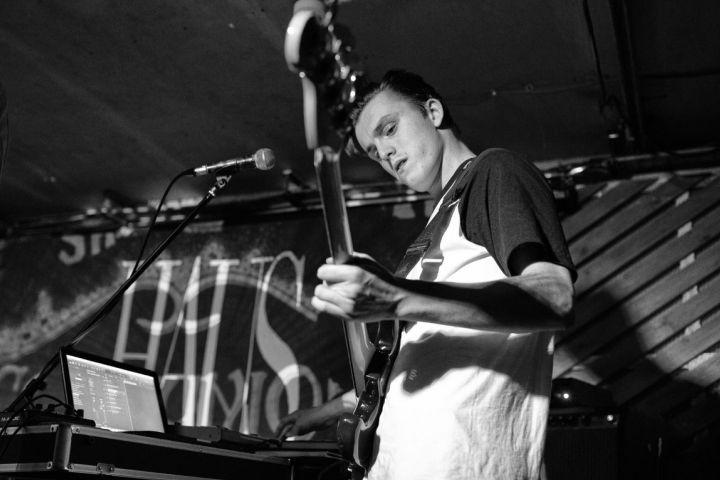 Ellis Mortimer   Bass player   ICMP London