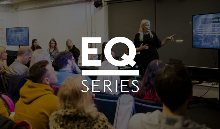 EQualiser Event series | ICMP Music School | Actively Promoting Equality in Music