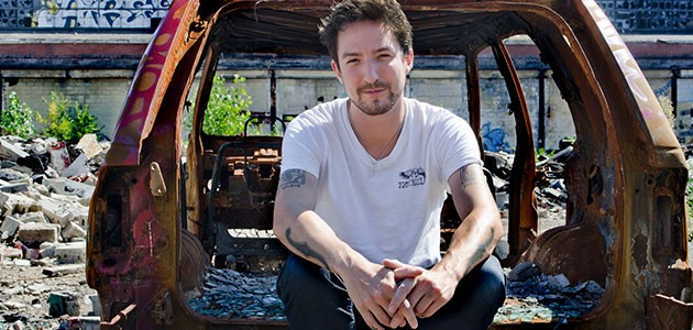Frank Turner Institute Masterclass