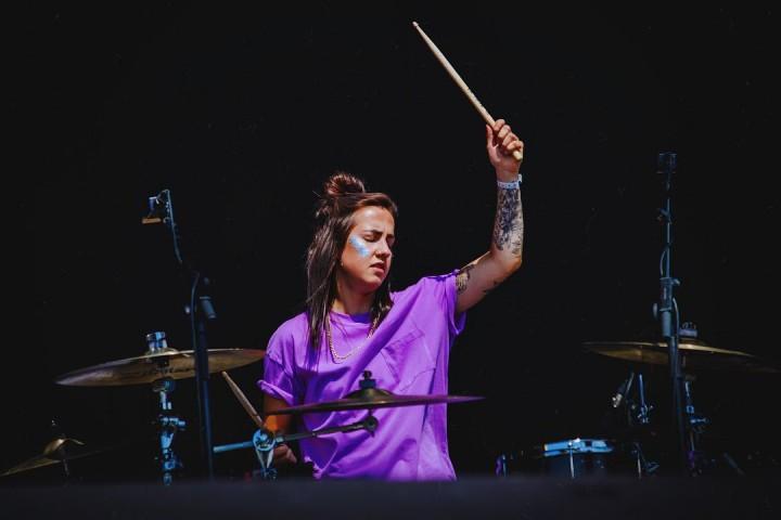 Gabi King | Drums| ICMP London