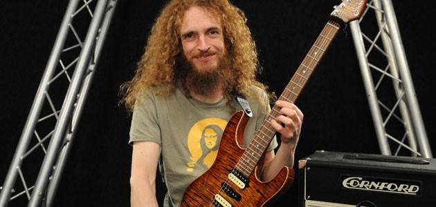 Guthrie Govan Masterclass