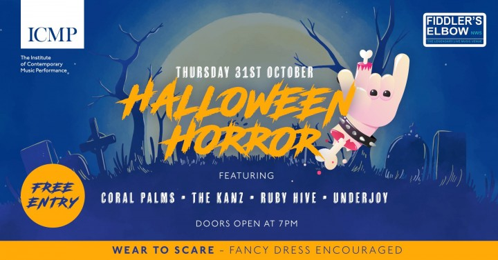 Halloween Horror Event