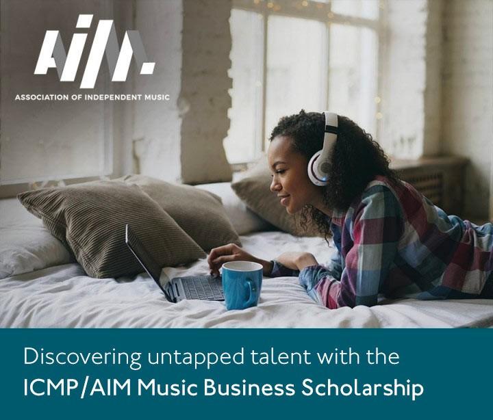 ICMP / AIM Music Business and Entrepreneurship Scholarship 2020