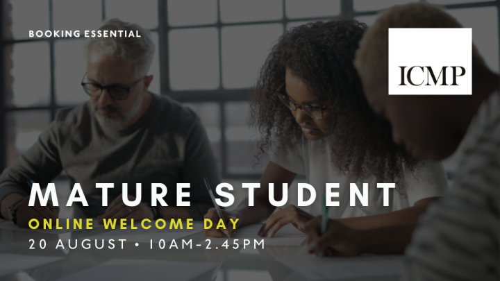 icmp mature student welcome day 2021