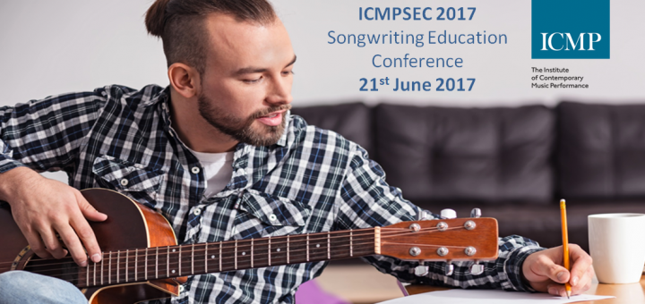 Songwriting Education Conference | ICMP London
