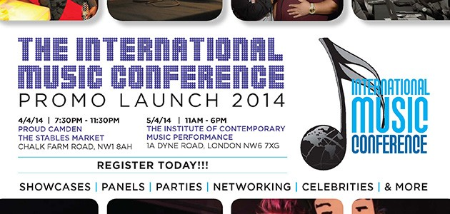 image of IMC flyer for the event at the Institute