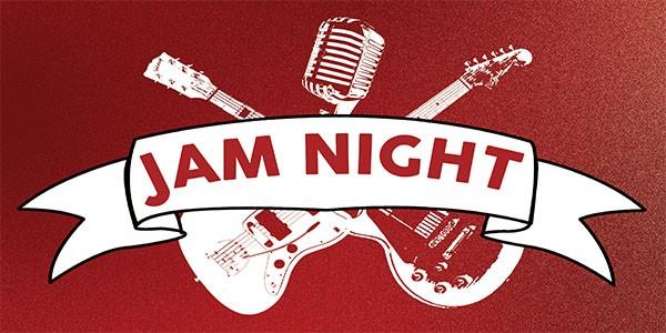 Institute Jam Night Logo