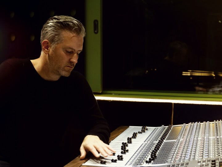 Listen to our ultimate producers playlist from ICMP Programme Leader Jason O'Bryan