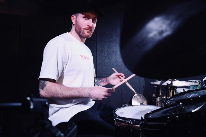 Jon Harris | Drums Tutor | ICMP London
