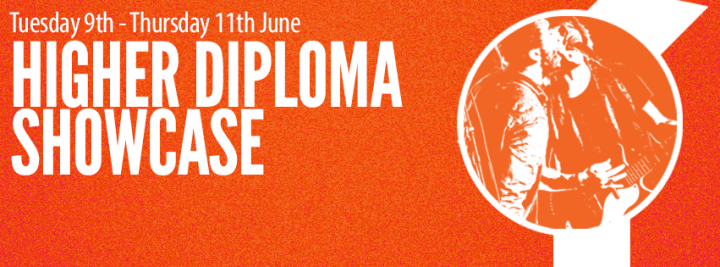 Higher Diploma Showcase Logo