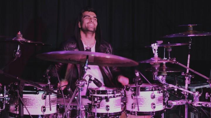 Kaz Rodriguez Masterclass at ICMP