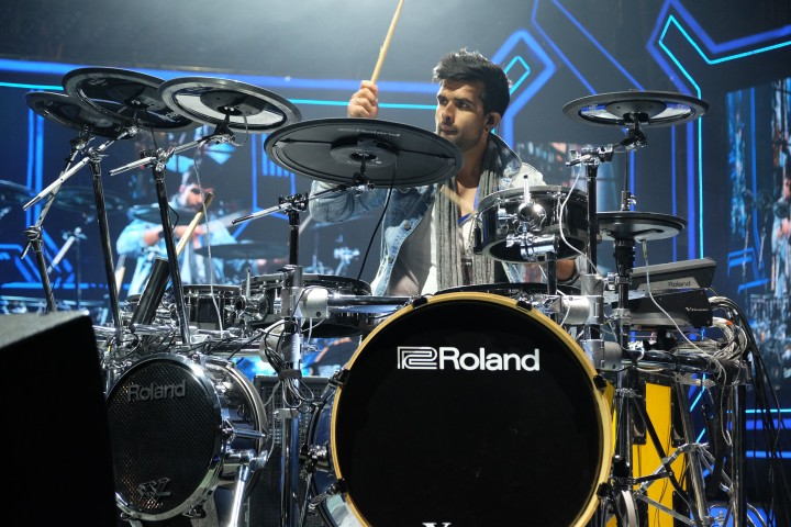 Drumming star Kaz Rodriguez to join ICMP as tutor