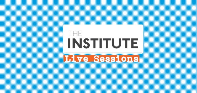 The Institute Live Sessions logo