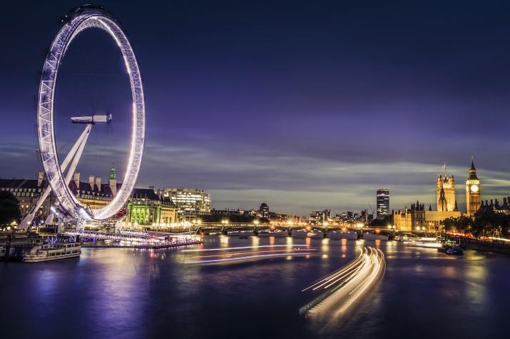 London Eye | Study Music in London