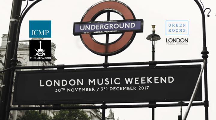 London Music Weekend to return in 2017