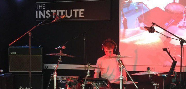 Clean Bandit drummer Luke Patterson visits ICMP for exclusive Masterclass