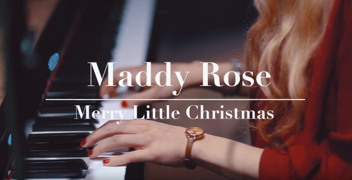 Maddy Rose performs Have Yourself A Merry Little Christmas at ICMP
