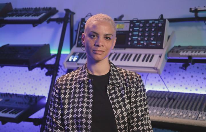 Mel Uye-Parker MA Creative Music Production Programme Leader