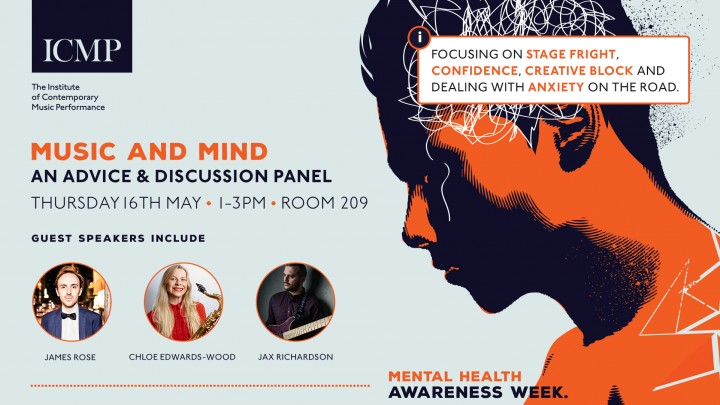 Music and Mind - An advice and discussion panel