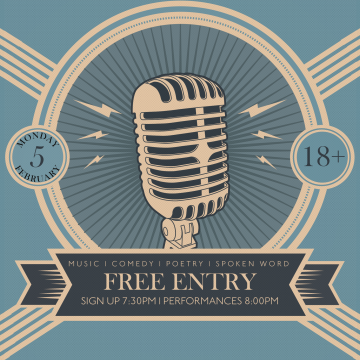 ICMP Open Mic | Priory Tavern | Institute of Contemporary Music Performance | Student Performance