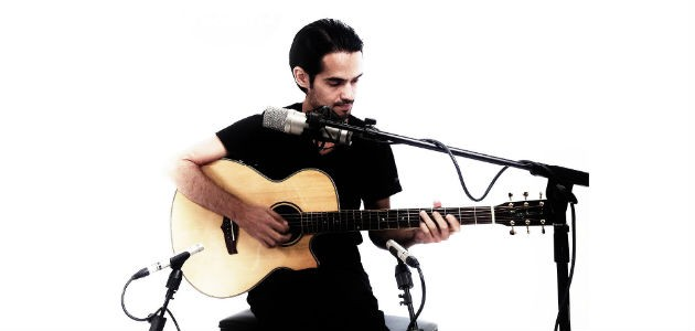 Pablo tato, guitarist and alumnus of the ICMP