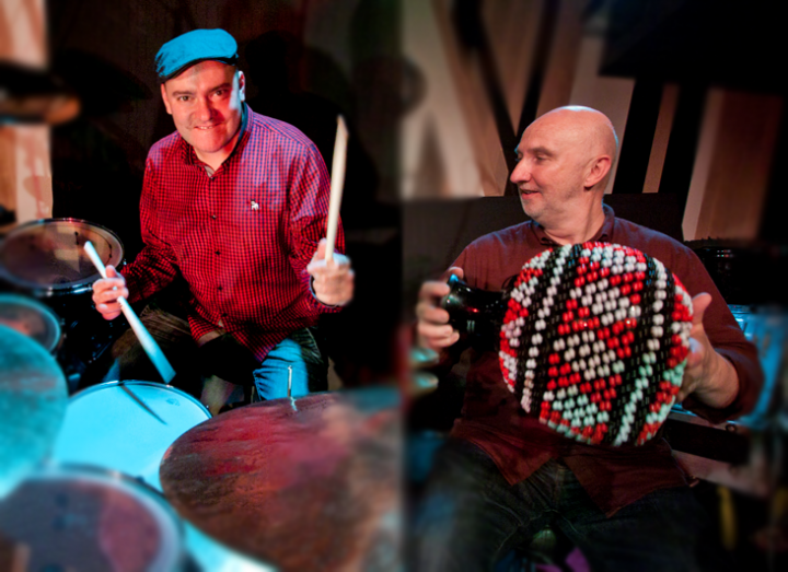 Gabor Dornyei | Kornel Hovarth | Thunder Duo | tHUNder Duo | Drum Masterclass | Institute of Contemporary Music Performance