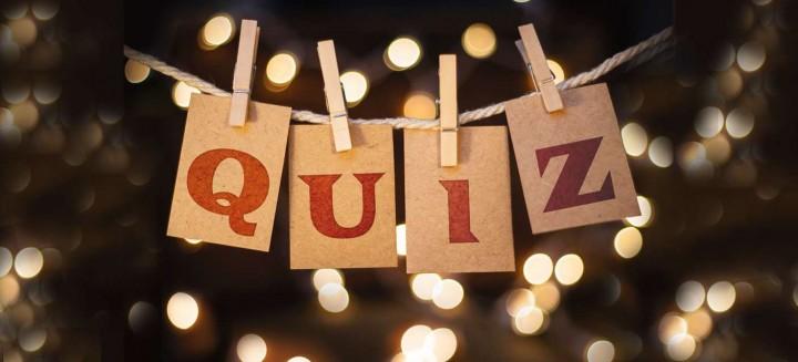 Quiz Night   ICMP London